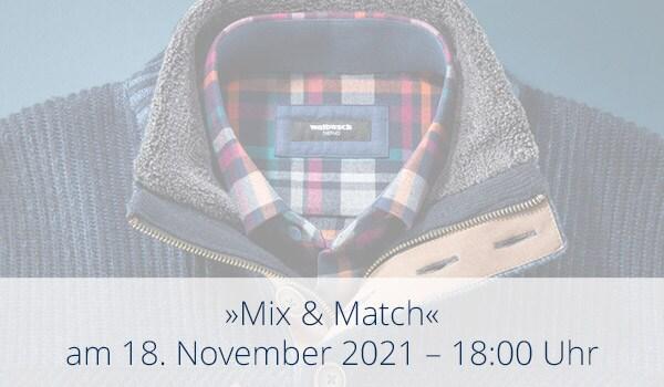 Mix & Match | Walbusch