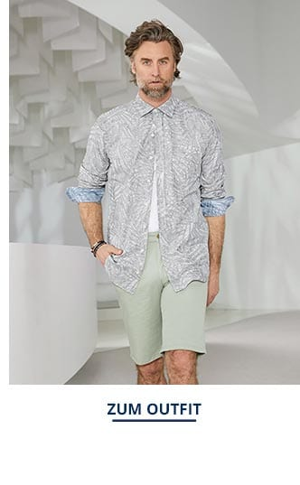 Outfit Kunstdruck-Hemd   Walbusch