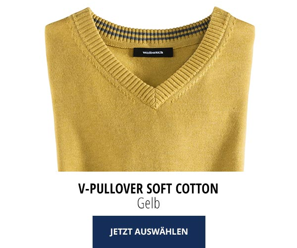 Pullover Gelb - 2 kaufen nur € 79,90