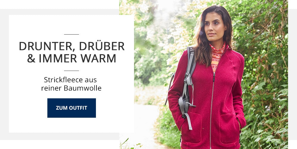 Outfit Drunter, drüber & immer warm | Walbusch