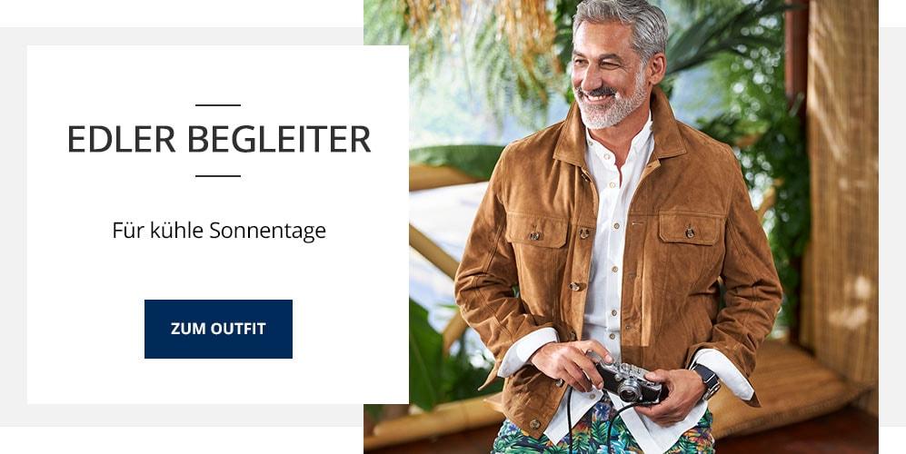 Outfit Edler Begleiter | Walbusch
