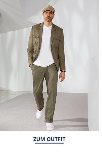 Outfit Sakkojacket Atelier   Walbusch