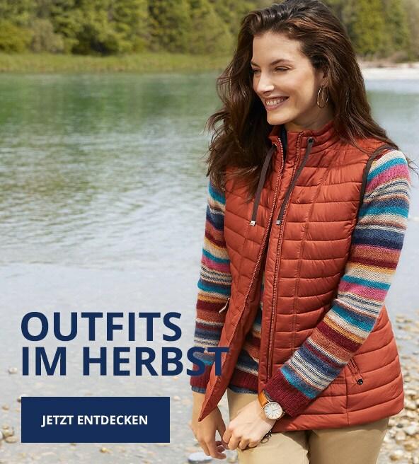 Outfits im Herbst   Walbusch