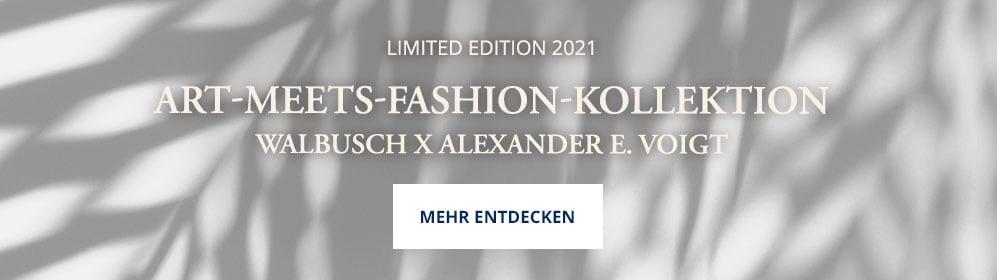 Art meets Fashion Kollektion | Walbusch