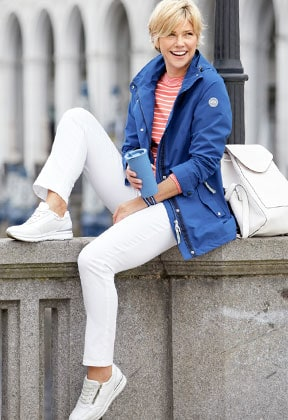 Damen-Funktionsjacken mit einem legeren Alltags-Look   Walbusch