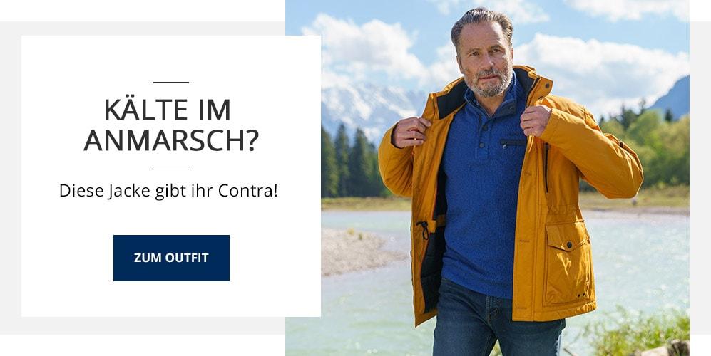 Outfit Kälte im Anmarsch? | Walbusch