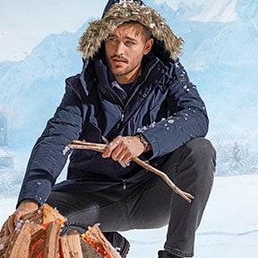 Winterjacken: Schutz vor Schnee und Kälte | Walbusch