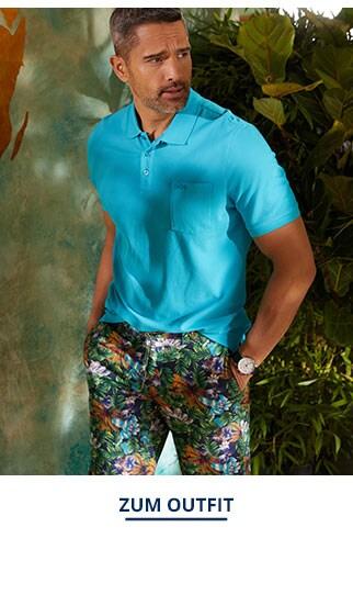 Outfit Piqué-Polo Pima-Cotton   Walbusch