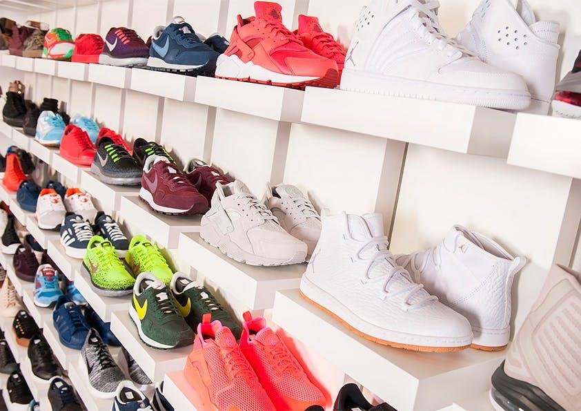 Fünf Fakten über Sneaker