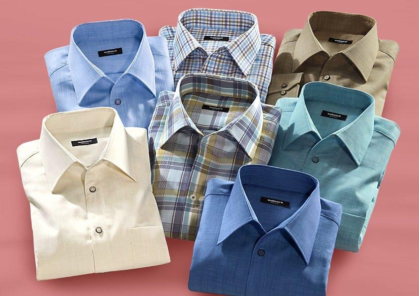 Kurzarmhemden – richtig kombinieren leicht gemacht