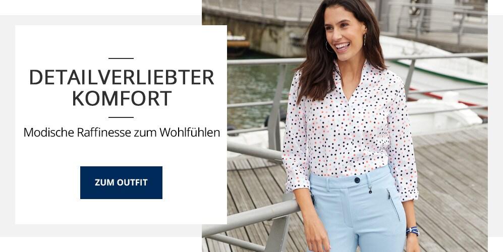 Outfit Detailverliebter Komfort | Walbusch
