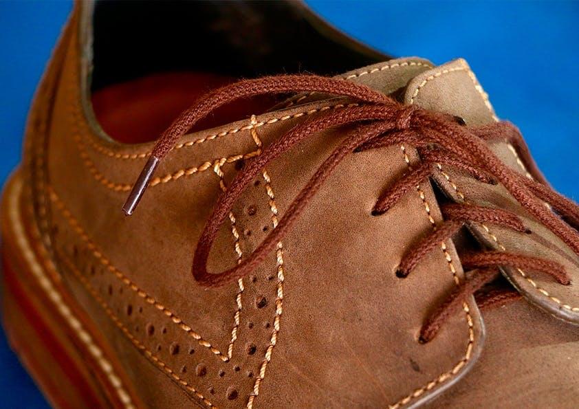 Schuhe anders schnüren | Walbusch