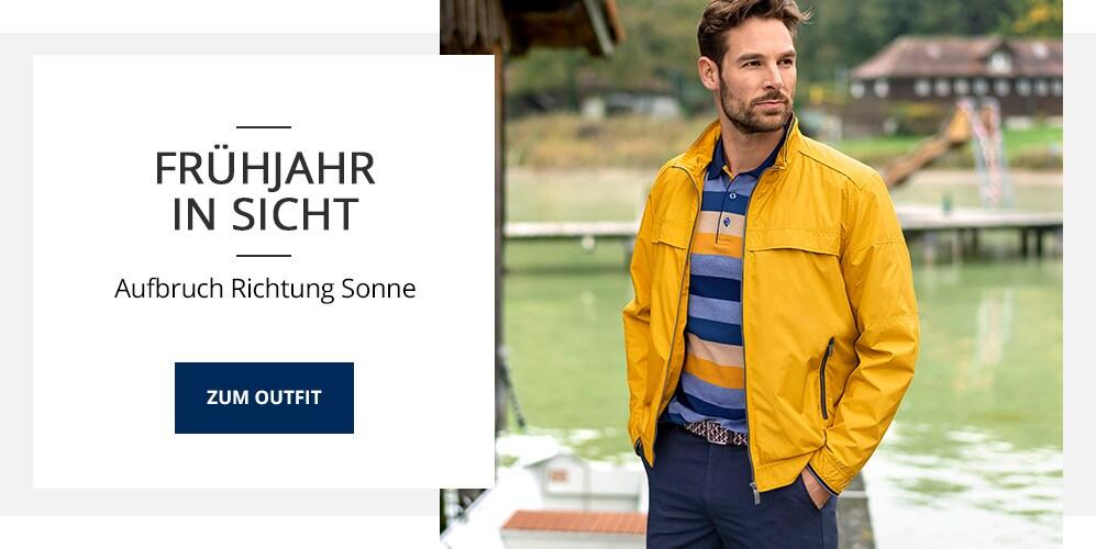 Outfit Frühjahr in Sicht | Walbusch