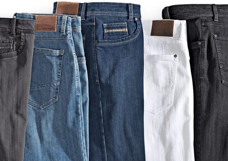 Jeanstypen   Walbusch