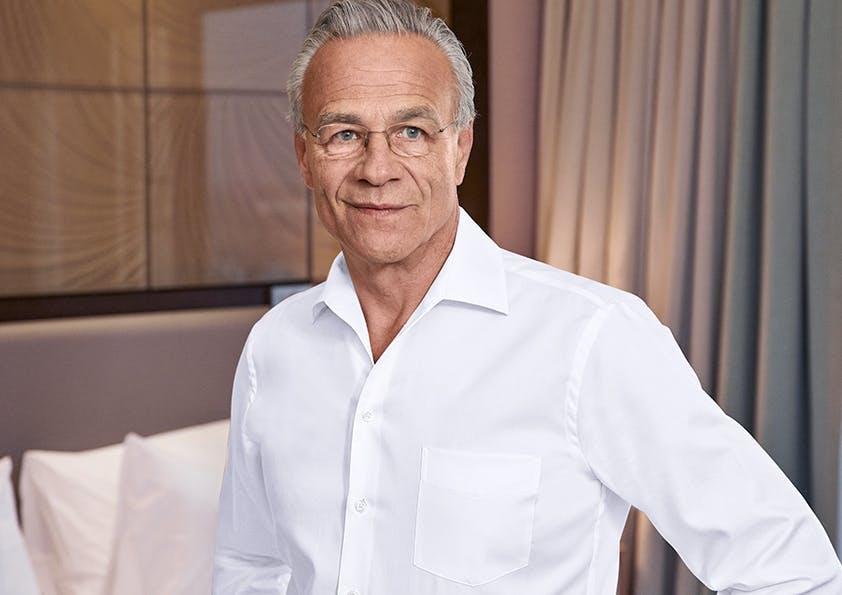 Liebling der Redaktion: Das Hemd mit Walbusch-Kragen Smartline