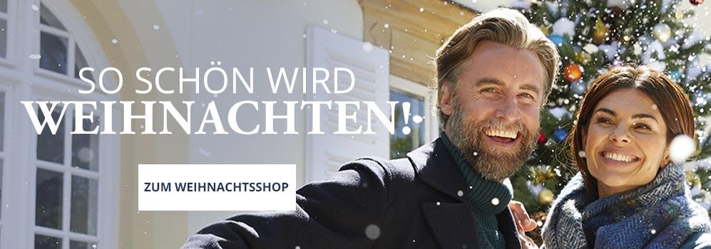 Weihnachtsshop | Walbusch