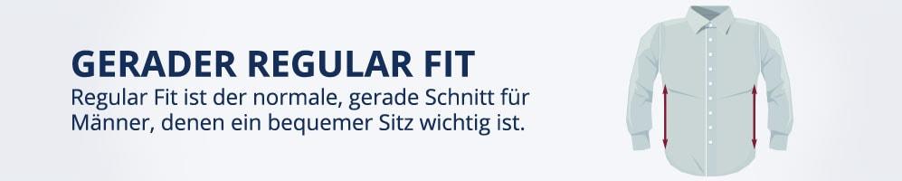 Gerader Regular Fit | Walbusch