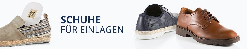 Schuhe für Einlagen   Walbusch