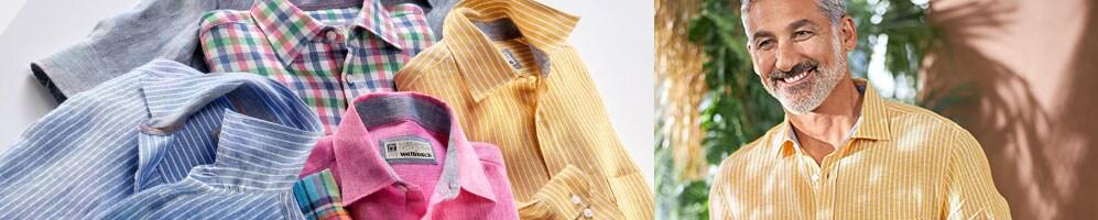 Leinen Hemden | Walbusch