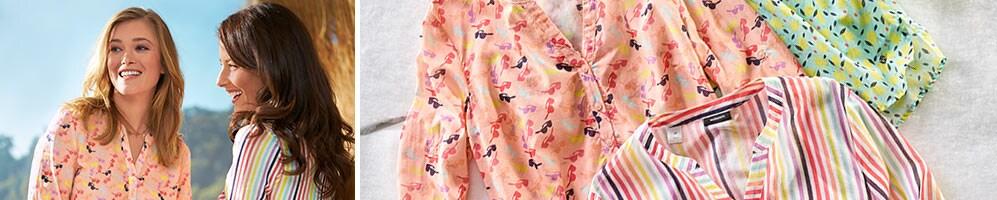Mode für heisse Tage Dame | Walbusch