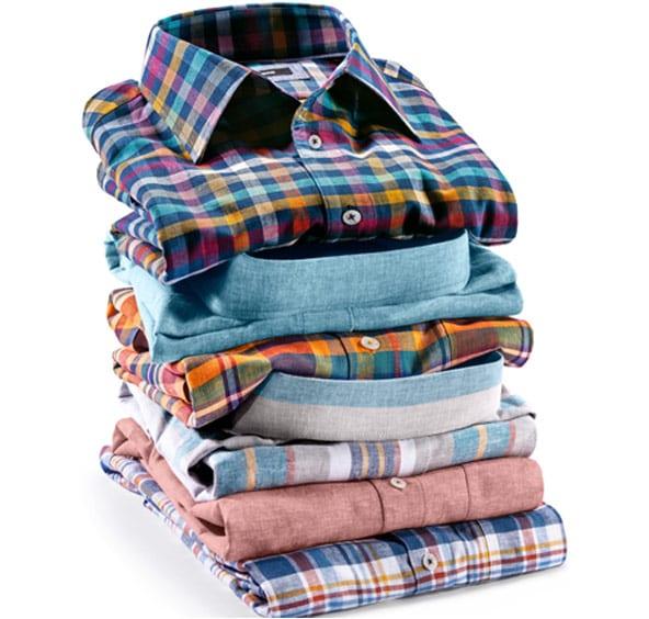 Freizeit-Hemden in vielseitigen Farben, Mustern & Materialien | Wablusch