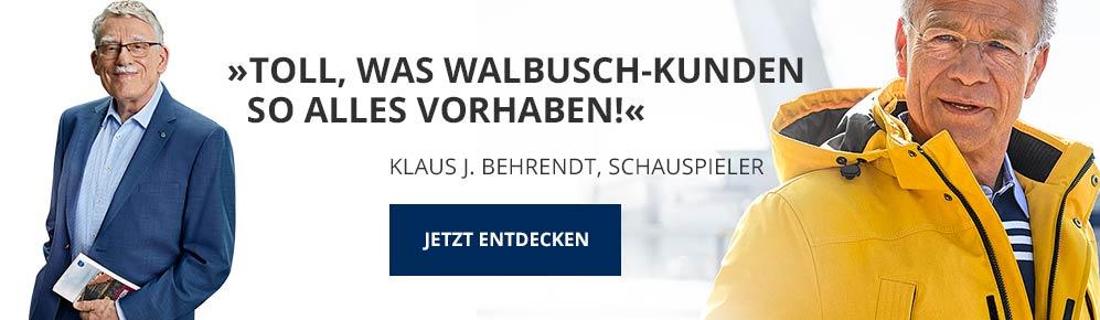 Voirhaben | Walbusch