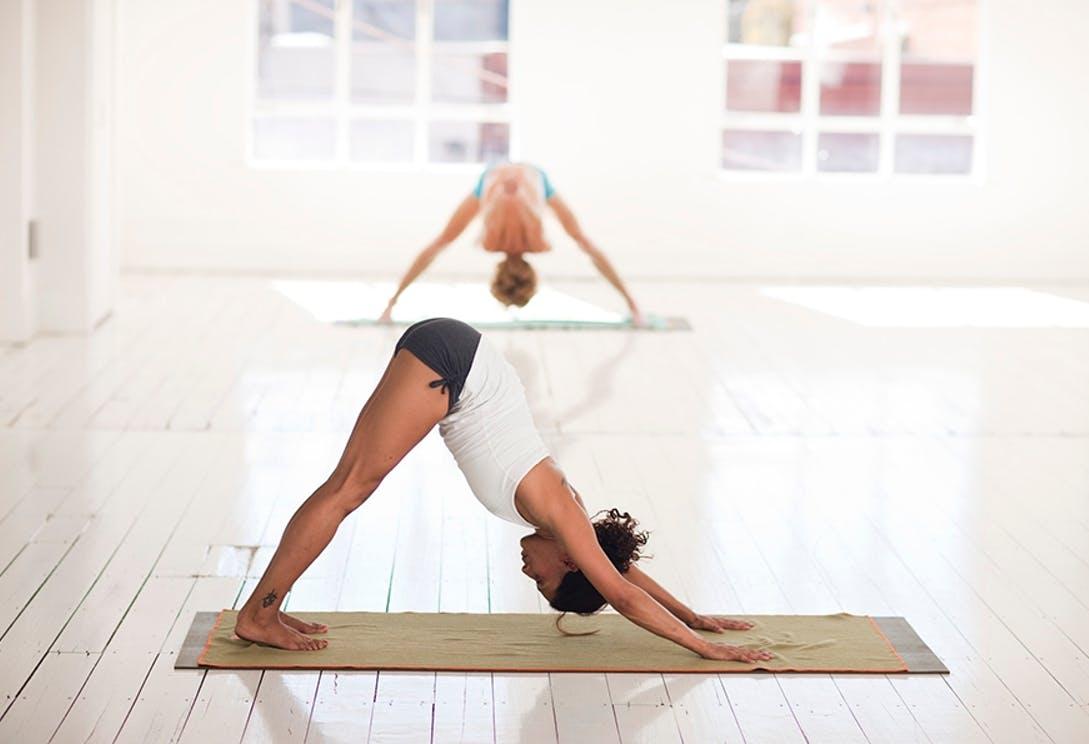 Wir testen: Yoga in der Yoga-Jeans