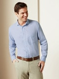 Softcotton-Hemd Jersey-Double