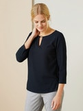 Shirtbluse Duchess