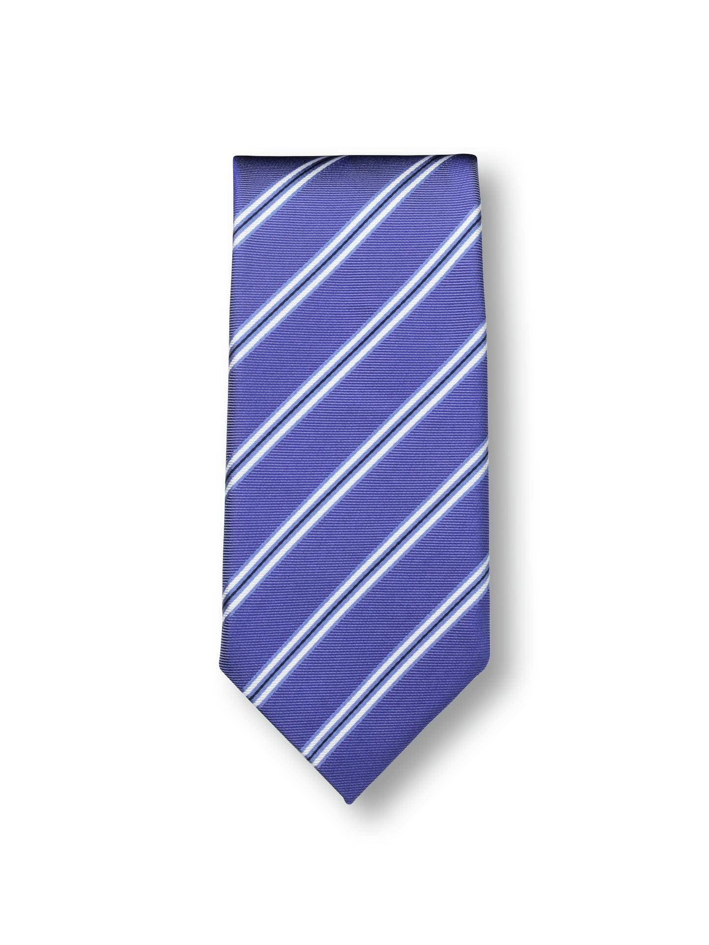 Artikel klicken und genauer betrachten! - Nicht nur im Business perfekt: Anzug, Oberhemd und Krawatte. Das betont Ihre besten Seiten und lässt Sie jederzeit gepflegt und professionell wirken. Diese Krawatte mit dem zeitlosen Streifendessin wurde in Deutschland aus reiner Seide gefertigt, in der letzten noch produzierenden Manufaktur in Krefeld. | im Online Shop kaufen