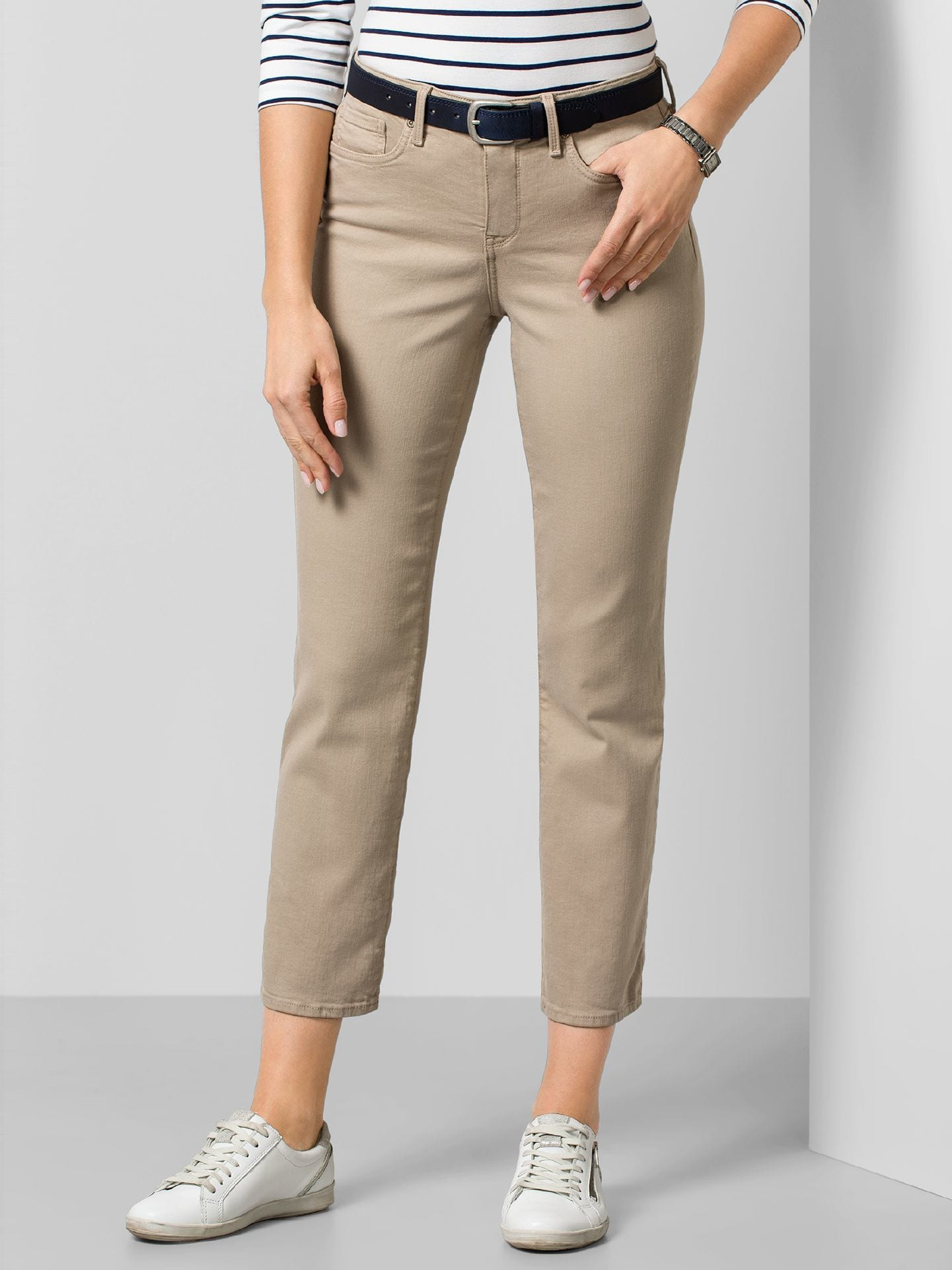 NYDJ Damen Sheri Ankle Jeans Größe 48
