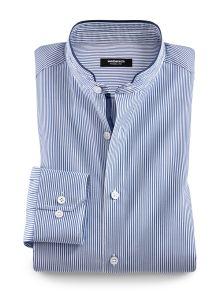 Stehkragen Hanseatic-Shirt