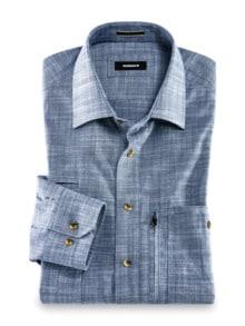 10-Taschen-Safarihemd