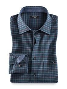 Winter-Oxfordhemd