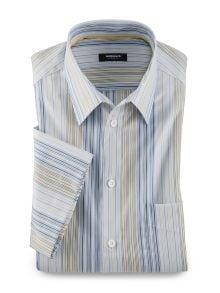 Extraglatt-Hemd Streifzug
