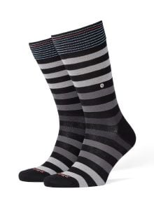 Burlington Socke Black Pool