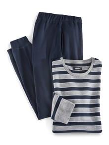 Klimakomfort Pyjama Bretagne