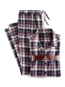 Softflanell Pyjama