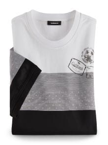 Rundhals T-Shirt Santa Cruz