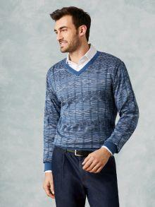 V- Pullover Unico