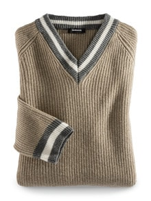 Cricket-Pullover Cashmere-Mix