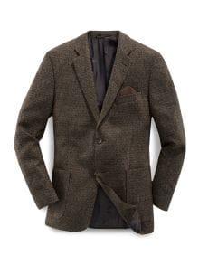 Tweed-Sakko Bottoli