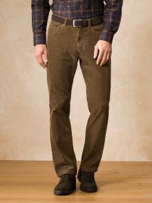 Five Pocket Feincordhose