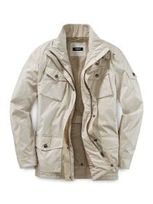 Aquastop Traveljacke