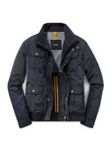 Travel Blouson Shape Memory