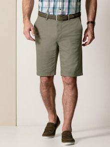 Easycare Light Cotton Bermudas