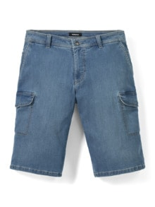 Cargo Jeans Bermudas