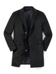 Hochwertige Wollmäntel für Herren In Walbusch Qualität
