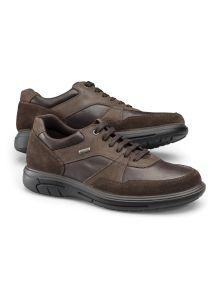 Aquastop Leder Sneaker