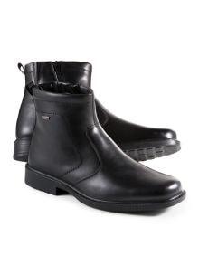 Aquastop Reißverschluß-Stiefel